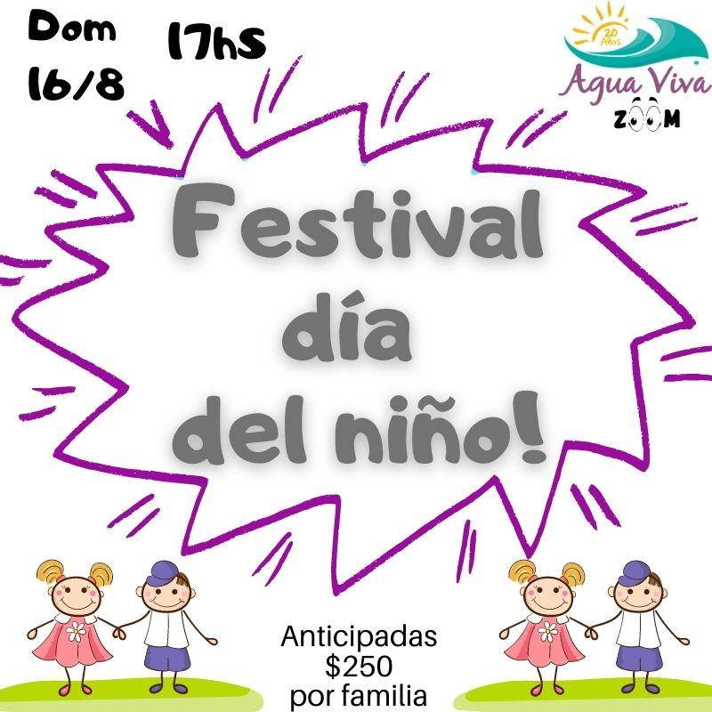 Festejá el día del niño con nosotros! (2)